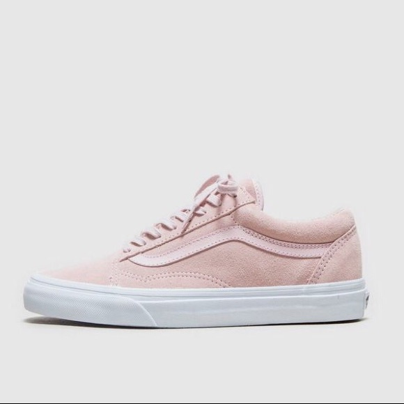 f6868285dba4 Vans Old Skool Suede light pink. M 5b10af85d6dc52f0f1aae926